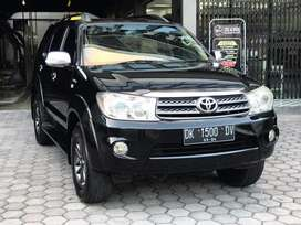 DP 29jt fortuner g lux 2008 matic