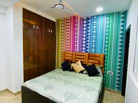 3 BHK+2 Balcony with Roof right..