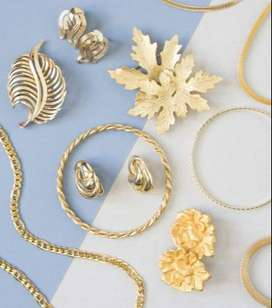 Terima emas dan berlian tanpa surat dg harga tinggi bisa COD