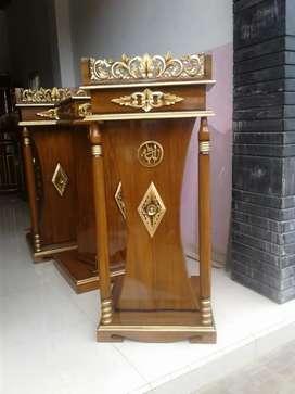 Mimbar indah keren furniture02h