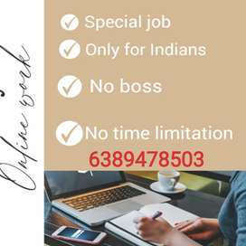 Required 90 urgently MF Candidate /work from home
