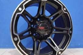equalizer r17x9 hole 6x139,7 hsr wheel