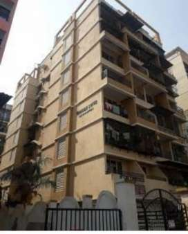 1bhk flat on Rent in ulwe Sector 5 in G+7 tower near railway station