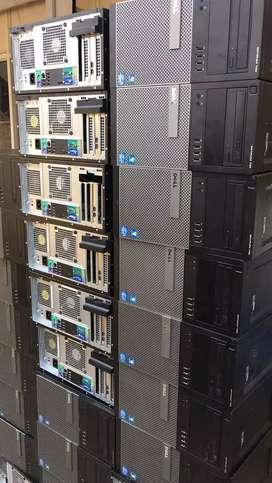 Dell optiplex 7010/3010 tower corei3 3rd gen 4gb ram 320gb hdd dvd