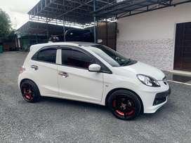 Honda Brio Satya E MT Putih 2014