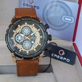 Jam Tangan Crespo C5002 Original
