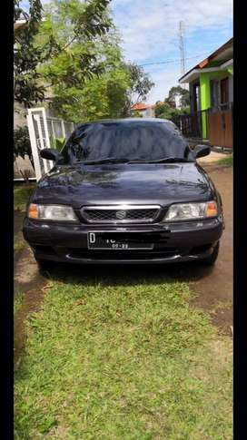 Baleno 1997, SE Tinggal Gas