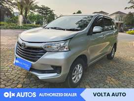 [OLX Autos] Toyota Avanza 2016 E 1.3 Bensin A/T Silver #Volta Auto