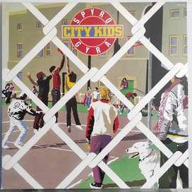 Spyro Gyra – City Kids / LP Vinyl / Jazz - Funk / Piringan Hitam MCA