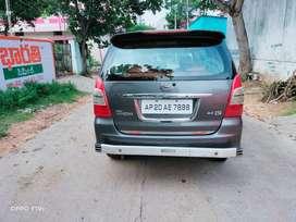 Toyota Innova 2.5 VX (Diesel) 7 Seater, 2010, Diesel