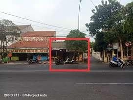 Bismillah jual bangunan komersial di jalur protokol kota Cirebon