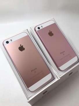 Iphone SE 16gb rosegold seccond original