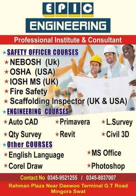SAFETY OFFICER COURSES