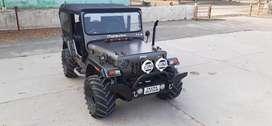 BALWINDER jeep modified