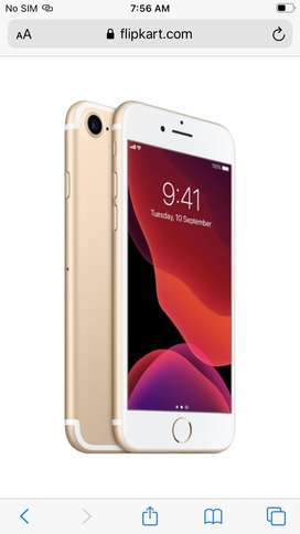 I phone 7 gold 32 gb