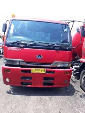 UD Nisan Head Tractor PK260 CT engkel 6Roda