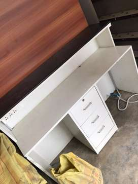 Furniture and glass slabs for sale
