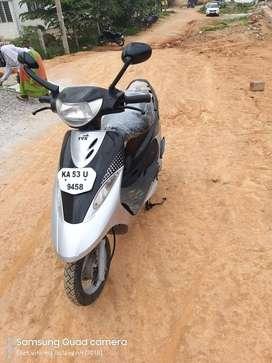 Good Condition TVS Scooty PepPlus with Warranty |  9458 Bangalore