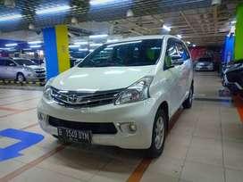 Toyota Avanza G AT 2014 Putih Termurah
