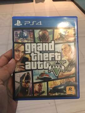 Kaset bd game ps4 gta 5