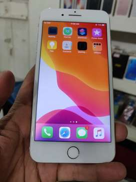"""Apple iPhone 7 Plus Silver 32GB With BiL N Chargr """" MOBILE HUB """""""