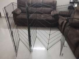 Foldable Metal Exercise Fence Pen for pets