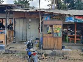 Dijual Lapak Auning Pasar Warung Kiara Kab.Sukabumi