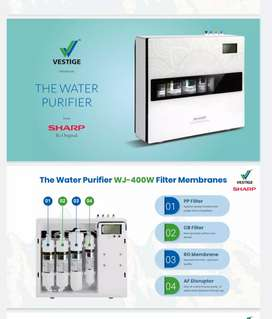 Air purifiers and water purifier