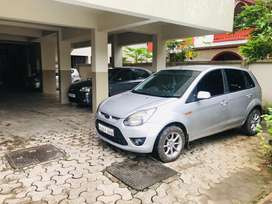 Ford Figo 2010-2012 Diesel ZXI, 2011, Diesel