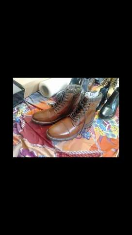 EXPORT SURPLUS BOOT, SHOES AND BELT