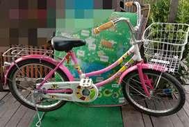 Sepeda mini uk 20