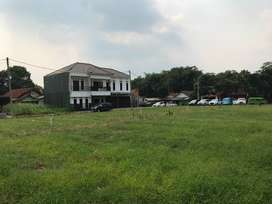 Tanah Standar Perumahan Akses Mudah ke Depok Jalan Cor Beton