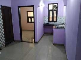 2BHK, unfurnished, walking distance from New Ashok nagar metro station