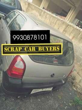 Vasai   --   { Junk car buyers .  SCRAP CAR BUYERS}}