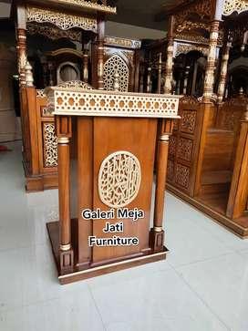 Mimbar masjid feed J361 kode
