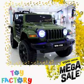 Battery operated Toy Car, jeep and Bike