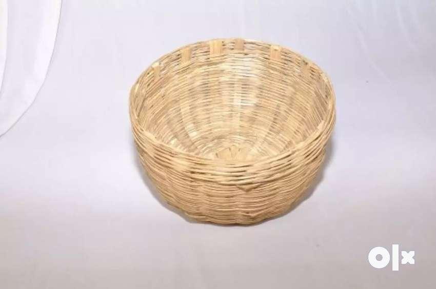 Bamboo baskets 0