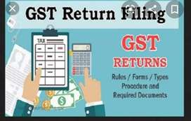 CONTACT FOR ITR EFILING AND GST RETURNS AND REGISTRATIONS