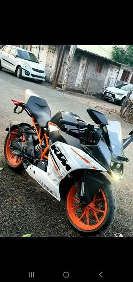 KTM RC390, Less used,well conditions