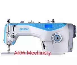 Jack A3 Mesin Jahit Industri servo high speed+Meja