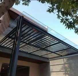 Canopy kaca,alderon,solarflat,twinlite,solartuf,bjringan spandek dll