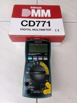 Digital Multimeter, sanwa CD771