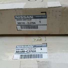 Matahari dan Kampas Kopling Nissan Livina 1800