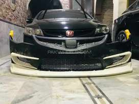 Honda Civic Reborn Type R Fd2r Bumpers up for grap!
