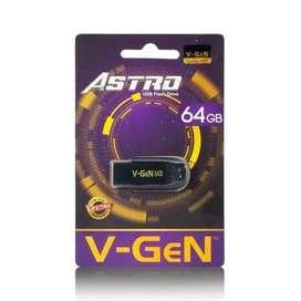 Flashdisk V-GeN 64GB USB 2.0 Astro