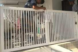 Pagar relling tangga murah minimalis