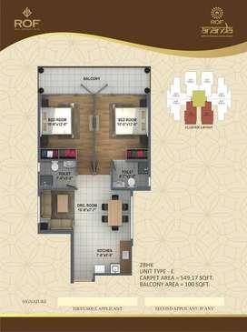 Rof Ananda affordable sector 95 gurgaon
