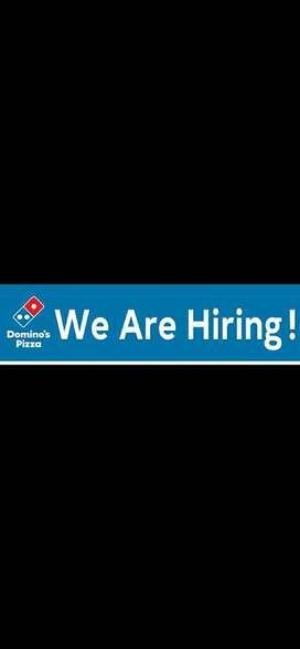 Domino's is hiring