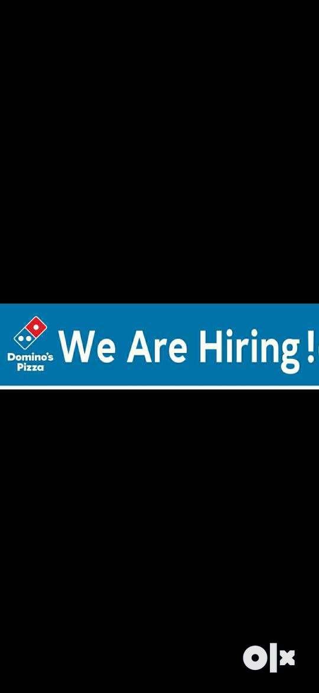 Domino's is hiring 0