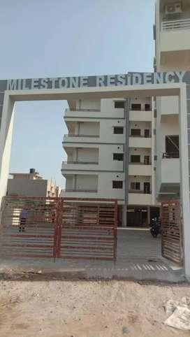 Milestone Residency 2Bhk flats ready to move in amlidhi Raipur